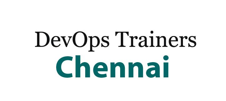 DevOps Trainers in Chennai
