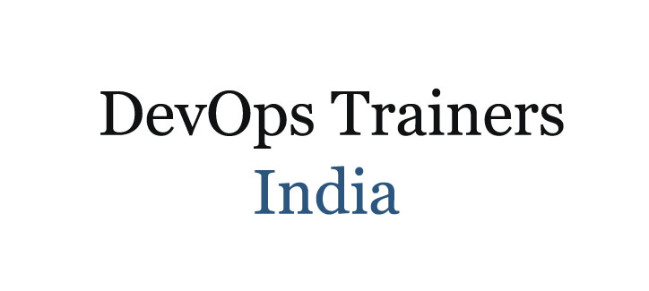 DevOps Trainers in India