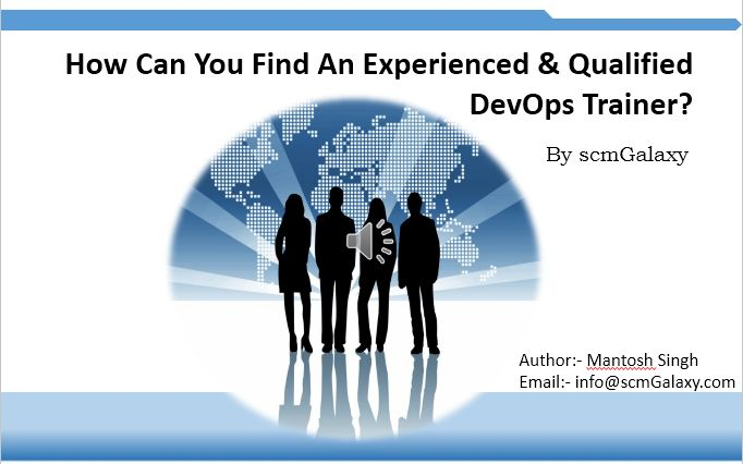 How can you find an experienced DevOps Trainer?