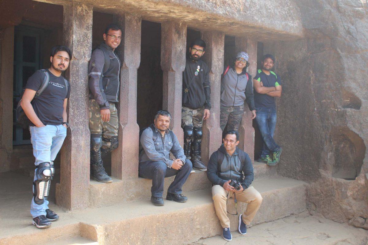 Bhaja Caves -Pune – Near Lonavala – Maharashtra – Photo Gallery – Feb – 2018