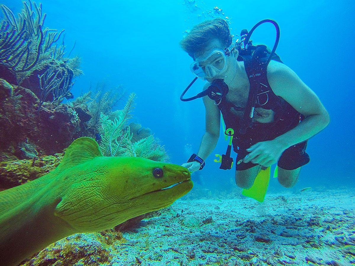 Scuba Diving Trip at Netrani Island, Murudeshwar